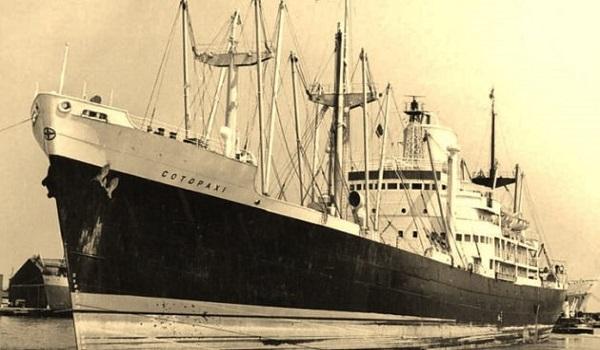 Πλοίο που είχε εξαφανιστεί το 1925 εμφανίστηκε 90 χρόνια μετά