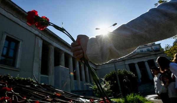Πολυτεχνείο: «Αστακός» η Αθήνα - Δρακόντεια  μέτρα ασφαλείας