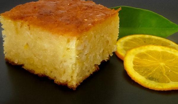 Συνταγή για πεντανόστιμη πορτοκαλόπιτα!