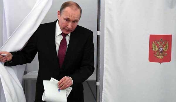 Εκτακτο: Νικητής των ρωσικών εκλογών ο Πούτιν