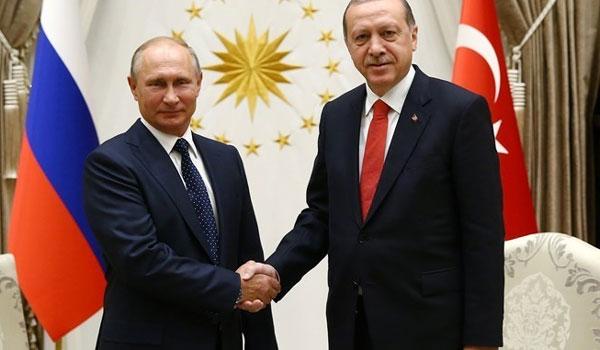 """Ραγδαίες εξελίξεις: """"Κλείστηκε"""" τηλεφωνικό ραντεβού Πούτιν - Ερντογάν για τη Λιβύη"""
