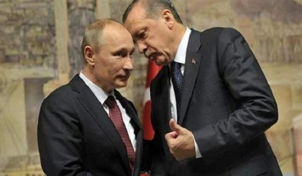 Τρίτη συνάντηση Ερντογάν με Πούτιν στη Μόσχα μέσα σε έναν χρόνο