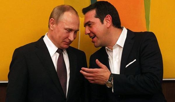 Λιώνουν οι πάγοι στις σχέσεις Αθήνας-Μόσχας. Η ατζέντα των επαφών Τσίπρα-Πούτιν