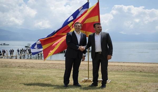 Πέρασε η Συνθήκη των Πρεσπών από την Βουλή των Σκοπίων - Τηλεφωνική επικοινωνία Τσίπρα - Ζάεφ
