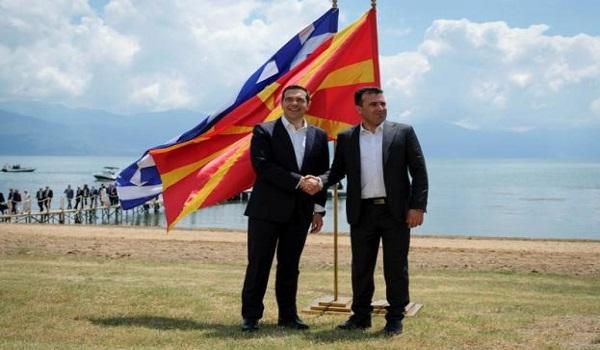 Ζάεφ: Υπάρχει μόνο μία Μακεδονία στον κόσμο και είναι δική μας