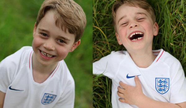 Ο πρίγκιπας Τζορτζ έγινε έξι χρονών! Οι νέες φωτογραφίες που δημοσίευσε το Παλάτι
