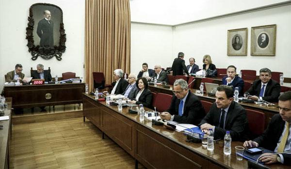 Χωρίς κουκούλα οι προτατευόμενοι μάρτυρες στην Προανακριτική - Μειοψήφισε ο ΣΥΡΙΖΑ