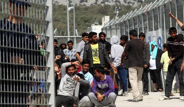 Πάνω από 1.900 αφίξεις προσφύγων και μεταναστών μέσα σε μια εβδομάδα στο Β. Αιγαίο