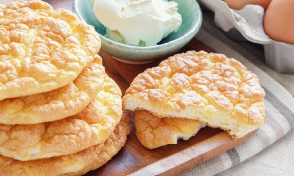 Αντίο τύψεις! Φτιάξτε ψωμί χωρίς υδατάνθρακες και θερμίδες!