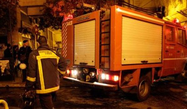Πυρκαγιά σε φούρνο στο Ελληνικό. Εκτεταμένες ζημιές