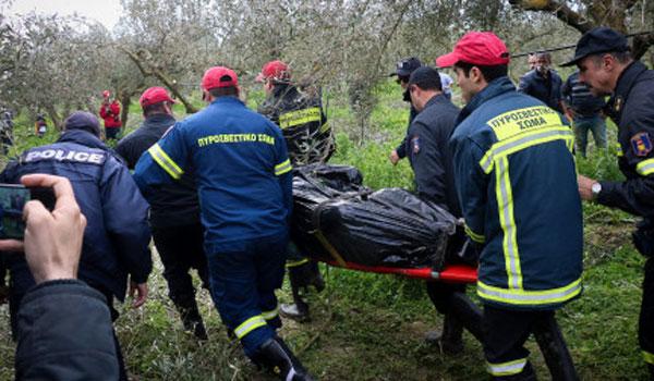 Ξυλόκαστρο: Νεκρός σε φαράγγι - Έρευνες για 3 αγνοούμενους