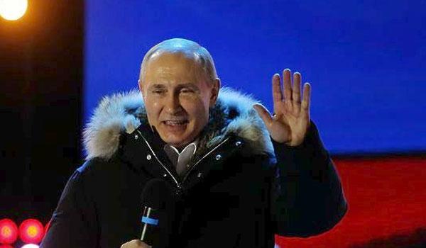 Ρωσία: Άνετη νίκη Πούτιν στις εκλογές. Χιονοστιβάδα καταγγελιών για νοθεία. Βίντεο