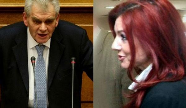 """Ο Παπαγγελόπουλος απαντά στις βόμβες"""" Ράικου: Εκτίθεται και βουλιάζει στο βούρκο της"""