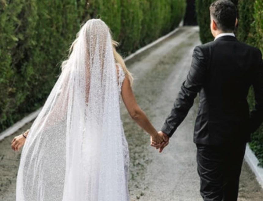 Έλενα Ράπτη: Ποιος είναι ο άνδρας που παντρεύτηκε κάτω από άκρα μυστικότητα