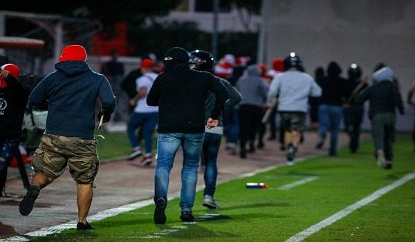 Η Αστυνομία αναζητά τους δράστες των επεισοδίων στο προπονητικό του Ρέντη