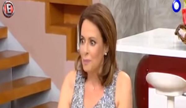 Ρίκα Βαγιάνη: Η τελευταία τηλεοπτική παρουσία