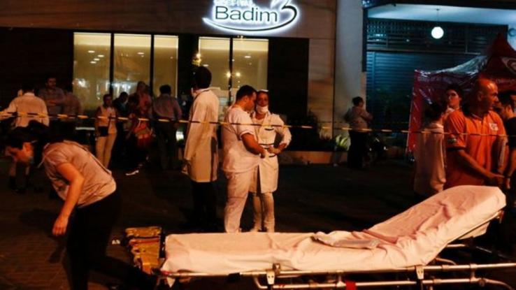 Πυρκαγιά σε νοσοκομείο στο Ρίο: Τουλάχιστον δέκα νεκροί