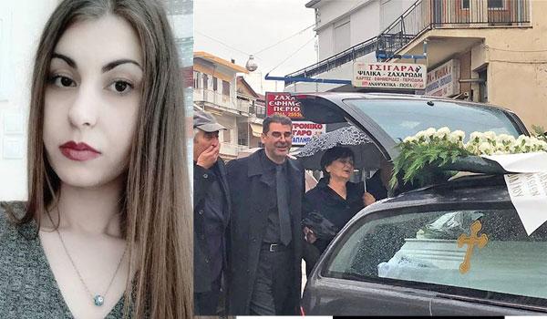 Συγκλονίζει ο πατέρας: Ταξίδευα στο αεροπλάνο με την κάσα της Ελένης μου