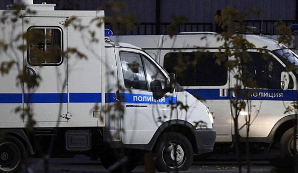 Πυροβολισμοί σε σταθμό του μετρό στη Μόσχα - Δύο νεκροί