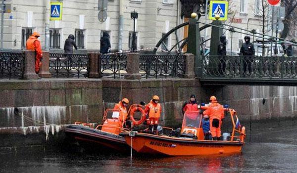 Ρωσία: Βρήκαν σε ποταμό δέμα με μέλη της φοιτήτριας που τεμάχισε ο διάσημος ιστορικός