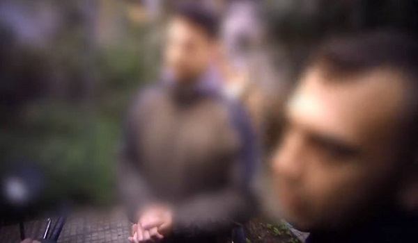 Μέλη του Ρουβίκωνα έκαναν έλεγχο στοιχείων σε αστυνομικούς