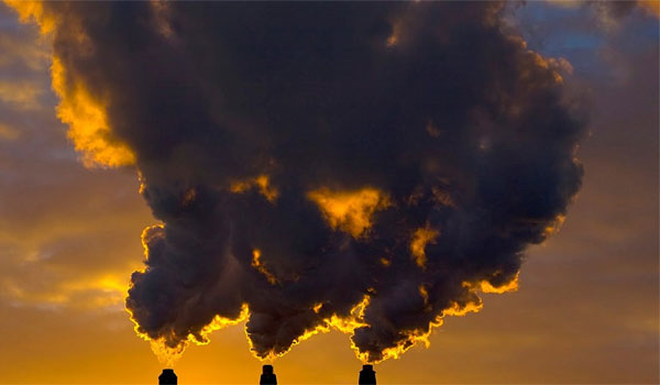 Η ρύπανση του αέρα επιδεινώνει το εμφύσημα των πνευμόνων όσο ένα πακέτο τσιγάρο τη μέρα