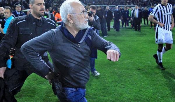 Για αυτό δεν πιάσαμε τον Σαββίδη – Η απάντηση της Αστυνομίας Θεσσαλονίκης