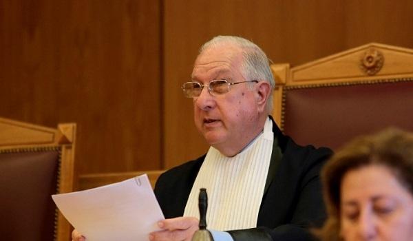 Δεκτή η παραίτηση του Σακελλαρίου - Οι αιχμές και ο προσωρινός πρόεδρος του ΣτΕ