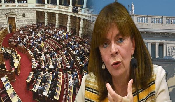 Πρόεδρος της Δημοκρατίας με 261 ψήφους η Κατερίνα Σακελλαροπούλου. Τα επόμενα βήματα