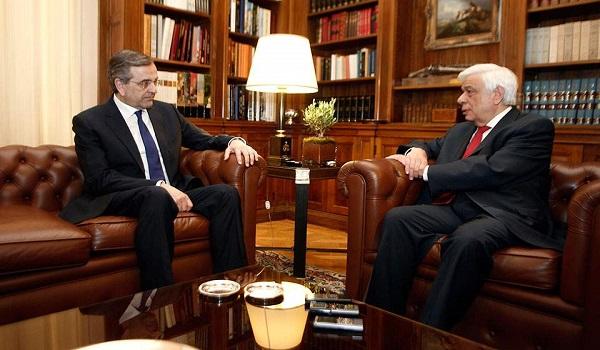 Tι απαντούν κύκλοι της Προεδρίας στον Αντώνη Σαμαρά