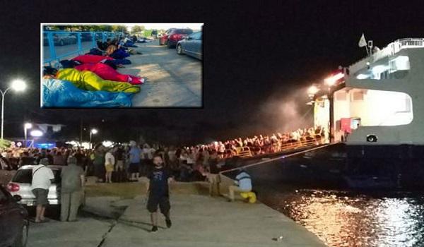 Ευρεία σύσκεψη τη Δευτέρα στο Μαξίμου για τη διακοπή ακτοπλοϊκής σύνδεσης στη Σαμοθράκη