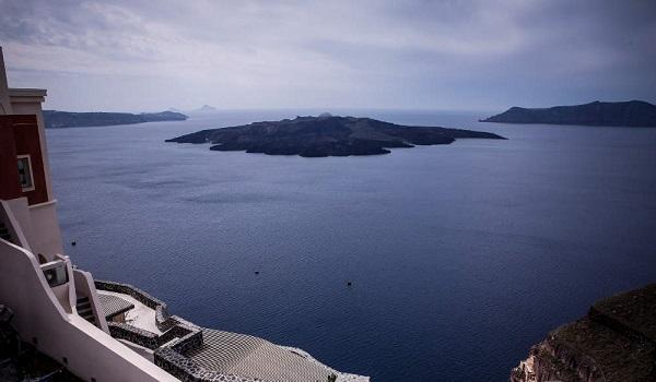 Έρχεται η NASA για να μελετήσει υποθαλάσσιο ηφαίστειο στην Σαντορίνη