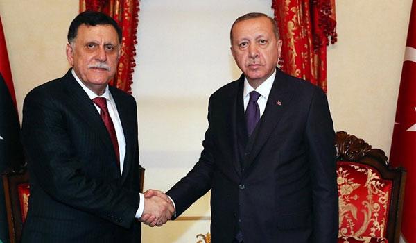 Ερντογάν: Δεν έχουμε στείλει ακόμη στρατεύματα στη Λιβύη, παρά μόνο συμβούλους