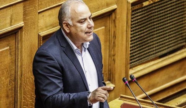 Παραιτήθηκε ο Σαρίδης της Ένωσης Κεντρώων από γραμματέας Κ.Ο.