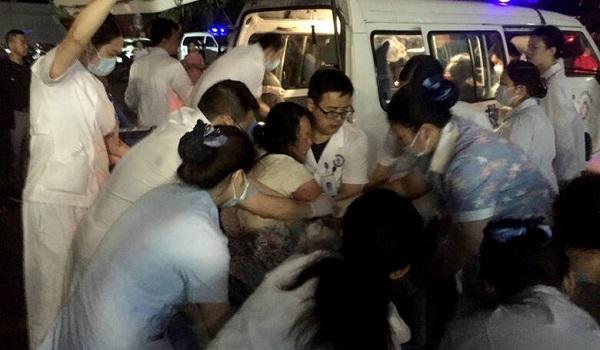 Ισχυρός σεισμός στην Κίνα με νεκρούς και τραυματίες