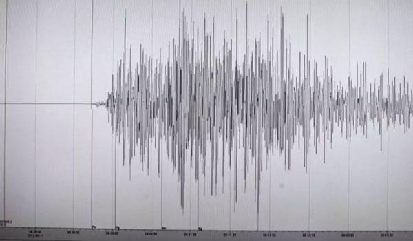 Σεισμός 4 Ρίχτερ στον θαλάσσιο χώρο νότια της Κρήτης