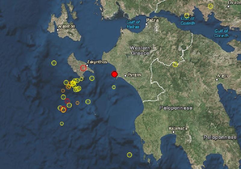 Είναι πολύ νωρίς ακόμα για να πούμε ότι ο σεισμός στην Ηλεία ήταν ο κύριος;