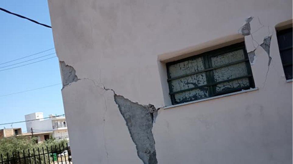 Σεισμός στην Αθήνα: Βίντεο που κόβει την ανάσα μέσα από σούπερ μάρκετ