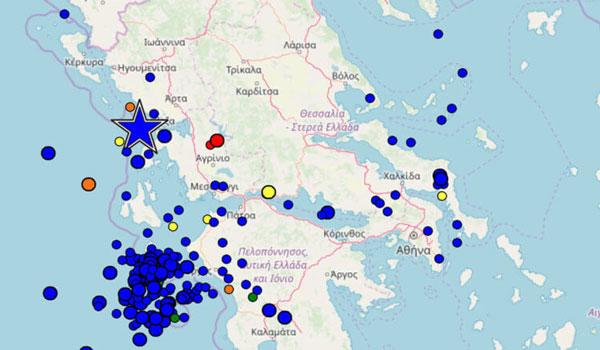 Ισχυρός σεισμός 5,2 Ρίχτερ στην Πρέβεζα. Τι λένε οι σεισμολόγοι