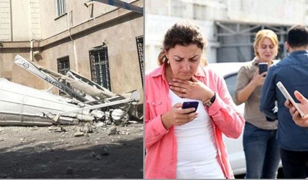 Σεισμός Τουρκία: Ζημιές, σκηνές πανικού και 8 τραυματίες - Σείεται η γη από δεκάδες μετασεισμούς