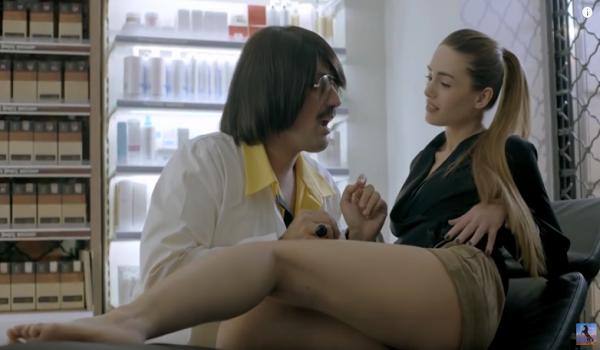 Οργή Φαρμακευτικού Συλλόγου για διαφήμιση με τον Τόνι Σφήνο