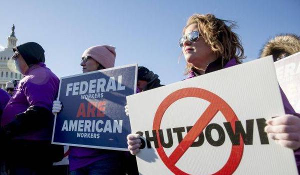 Το μεγαλύτερο στην αμερικανική ιστορία είναι το τωρινό shutdown