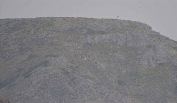 Η ελληνική σημαία κυματίζει κανονικά στη βραχονησίδα Ανθρωποφάς. Βίντεο