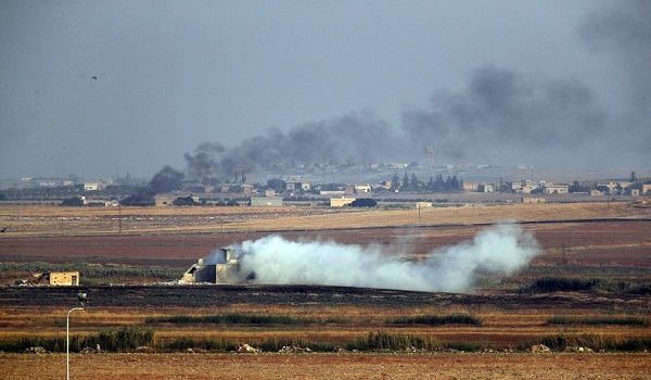 Nεκροί και τραυματίες από τους βομβαρδισμούς της Τουρκίας στη Συρία