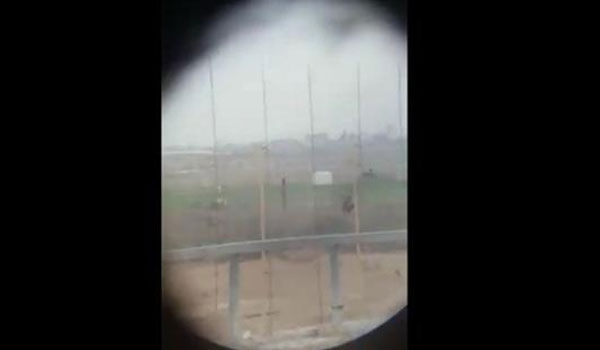 Σάλος με τον Ισραηλινό ελεύθερο σκοπευτή που πυροβολεί άοπλο. Βίντεο