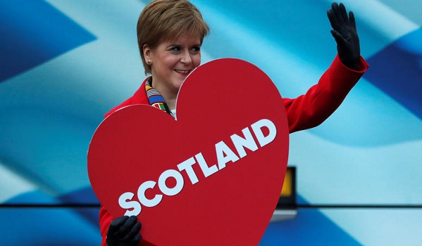 Σκωτία: Θέλουμε να επιλέξουμε το δικό μας μέλλον