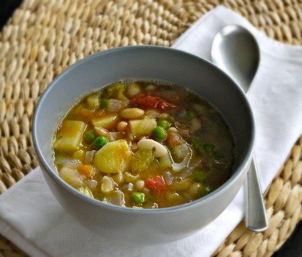 Η σούπα που σιγομαγειρεύεται εδώ και 45 χρόνια