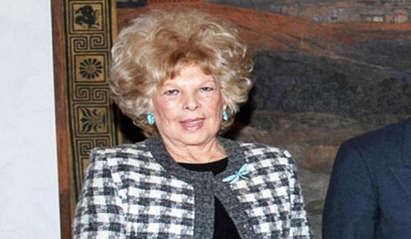 Έφυγε από τη ζωή η πρώην βουλευτής της Ν.Δ. Φρόσω Σπεντζάρη