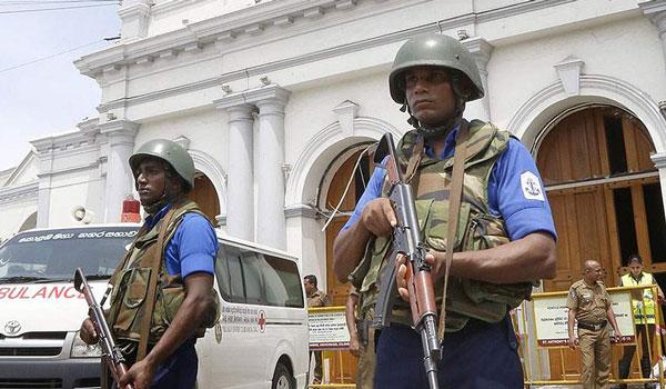 Νέα έκρηξη στη Σρι Λάνκα, δεν αναφέρθηκαν θύματα