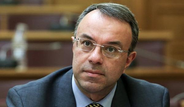 Σταϊκούρας: Τον Απρίλιο θα εξεταστεί η μείωση της εισφοράς αλληλεγγύης και του ΕΝΦΙΑ